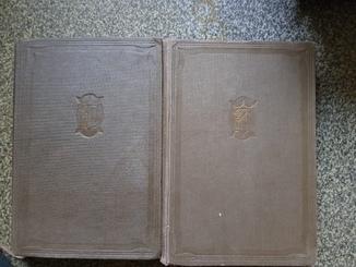 Посмертные записки Пиквикского  Клуба 1933 год том 1 и 2. Academia