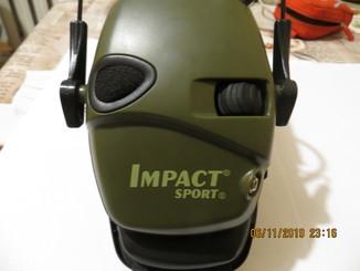 Наушники impact sport