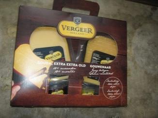 Подарочный набор сыра VERGEER