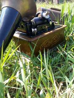 Edison standart phonograph