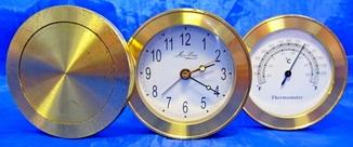 Дорожные часы-будильник-барометр Jean-Louis