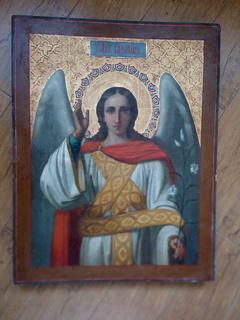 Св.Архангел Гавриїл. 61.5на41.5см.