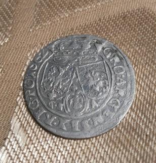 6 грош- шестак 1662р.