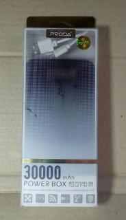 Универсальная мобильная батарея Power Bank Proda.Power Box 30000 mAh .Оригинал