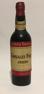 """Херес,,Oloroso Seco"""". Gonzalez Byass/Іспанія. 1950/60"""