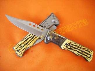 Нож выкидной AK30