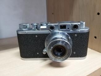 Фотоаппарат Фед с обьективом Фед