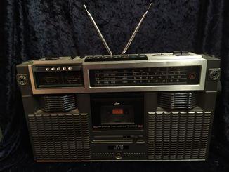 Jvc rc-727L конец 70х годов рабочий