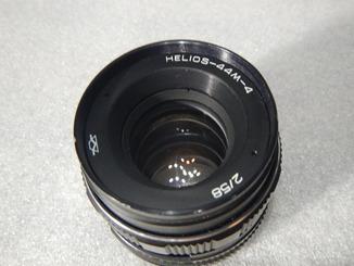 «HELIOS-44 M - 4 2/58» + Зенит ЕТ (бонус)