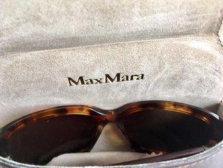 Очки MAX MARA. Италия. роговая оправа-черепашка. оригинал.