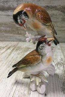 Птички, Karl Ens .