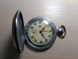 Часы Молния Глухарь