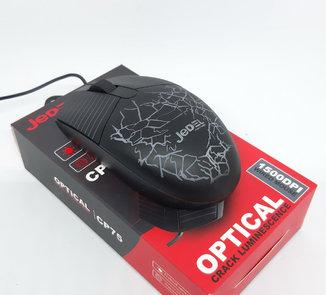 Мышь USB JEDEL CP75 игровая с меняющейся подсветкой