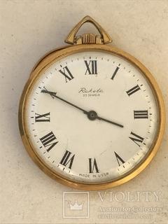 Часы позолоченные Ракета-Самсон ау20