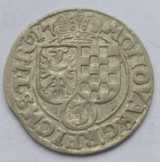 Грошен 1617 года