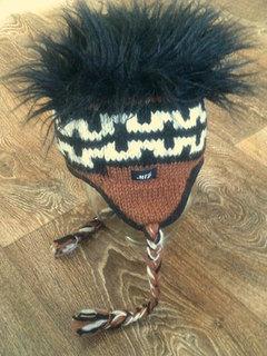 MIZ - теплая флис шапка