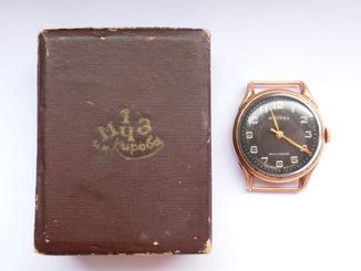 Золотые часы Москва