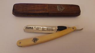 Опасная бритва Puma Solingen