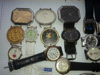 Женские китайские кварцевые часы