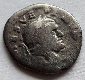 Денарий Веспасиана