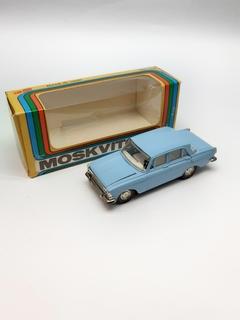 Автомобиль, Масштабная модель Москвич 408, 1986г СССР