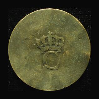 Французкая Кайенна стампи 1779