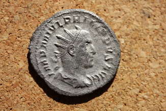 Philip I AR Antoninianus