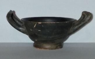 Килик чернолаковый, Аттика, 5 - 4 в.в. до н.э.