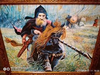 Последняя битва Пересвета. Копия.