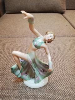 Немецкая статуэтка Wallendorf.