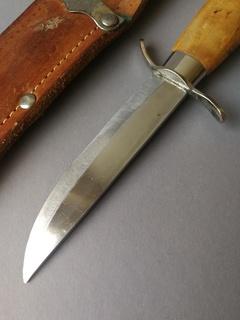 Нож Uddeholm Швеция N10