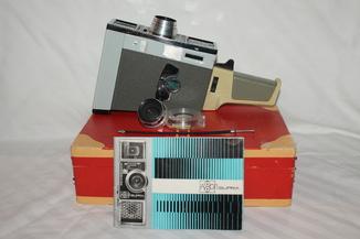 Кинокамера A8 G1 SUPRA MEOPTA (в кейсе с документами)