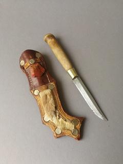Нож  Mora Sweden. N14
