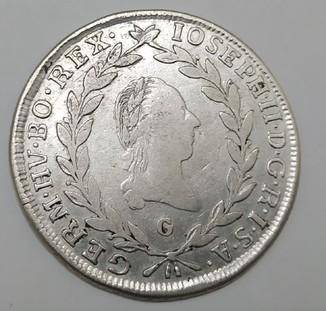 20 крейцеров 1784 г Австро-Венгрия Австрия