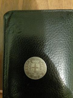 1 лира 1863 года серебро
