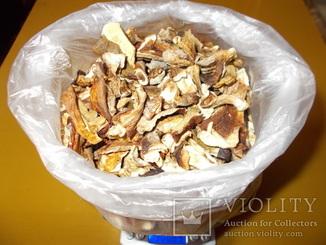 Сухие белые грибы 0.5 кг.