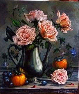 Розы.автор Березина К.