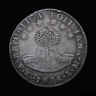 8 Соль 1838, Боливия