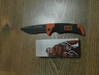 Нож складной Gerber Bear Grylls Scout V-4 1602