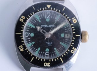 Часы Полёт Амфибия