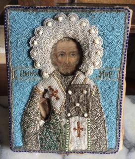 Икона Святой Николай.