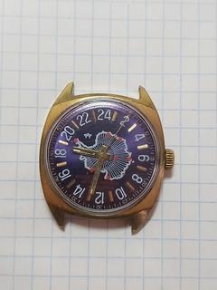 Часы Ракета Au Советская Антарктическая экспедиция