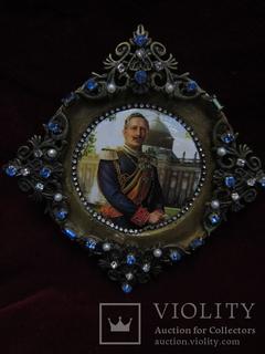 174. Вильгельм II (1859-1941), последний германский император и король Пруссии