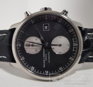 Baume & Mercier Classima Executive XL Chronograph 42mm MOA08733 6559