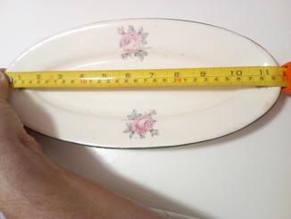 Тарілка салатниця, сельодочниця