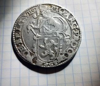 Левковый талер 1652 р.
