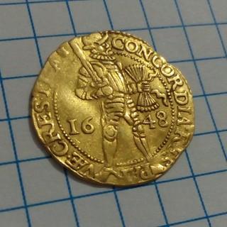 Дукат 1648 год