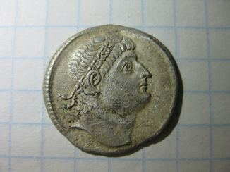 Силиква, Константина II  337 года