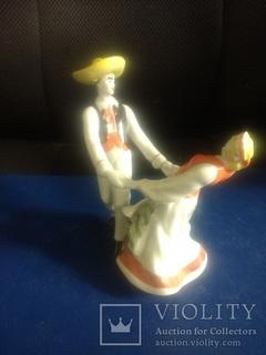 Мексиканский танец. 60-е Дулево