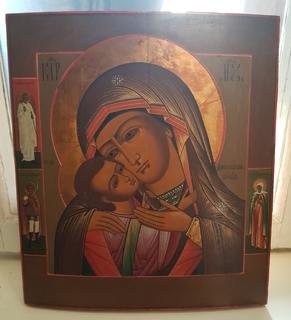 Икона Богородица Днепровская